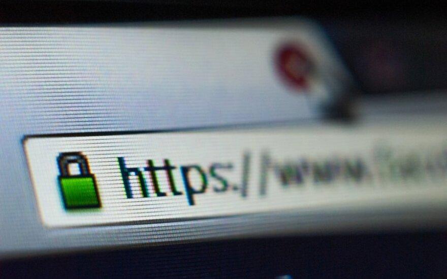 Pateikė detalių apie Jungtinio štabo svetainės nulaužimą: versta ne su google