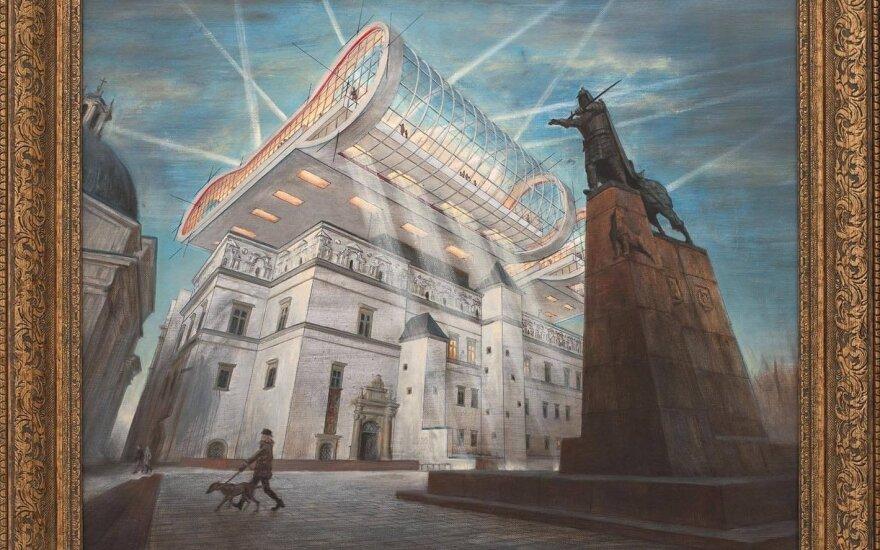 Valdovų rūmų rekonstrukcijos projektas