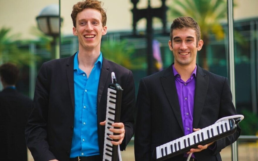 """The Melodica Men"""