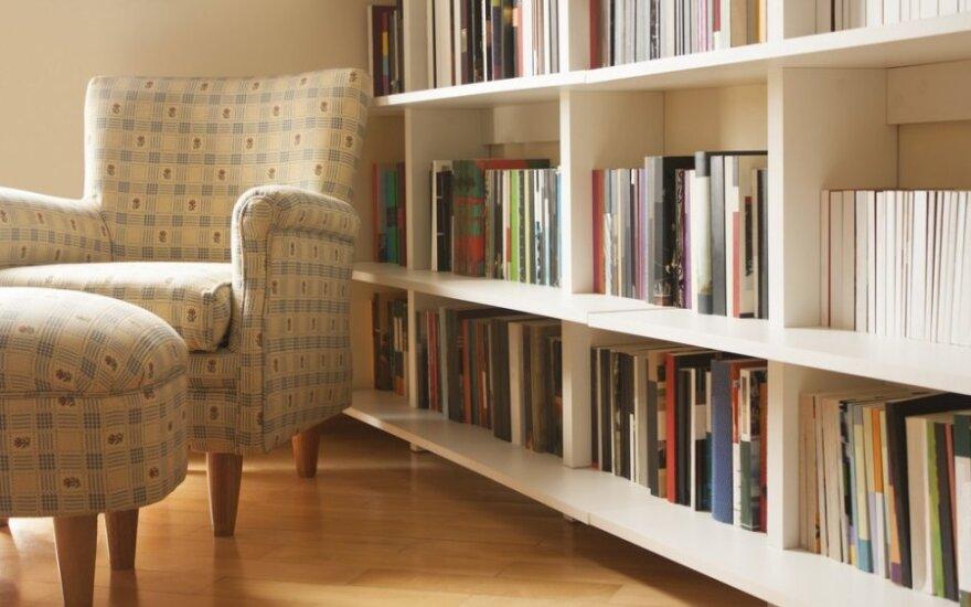 Ką skaitomos knygos atskleidžia apie mūsų asmenybę