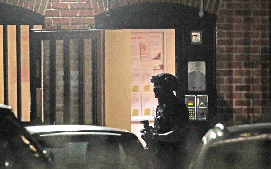 Jungtinės Karalystės policija: išpuolis Redinge buvo teroro aktas