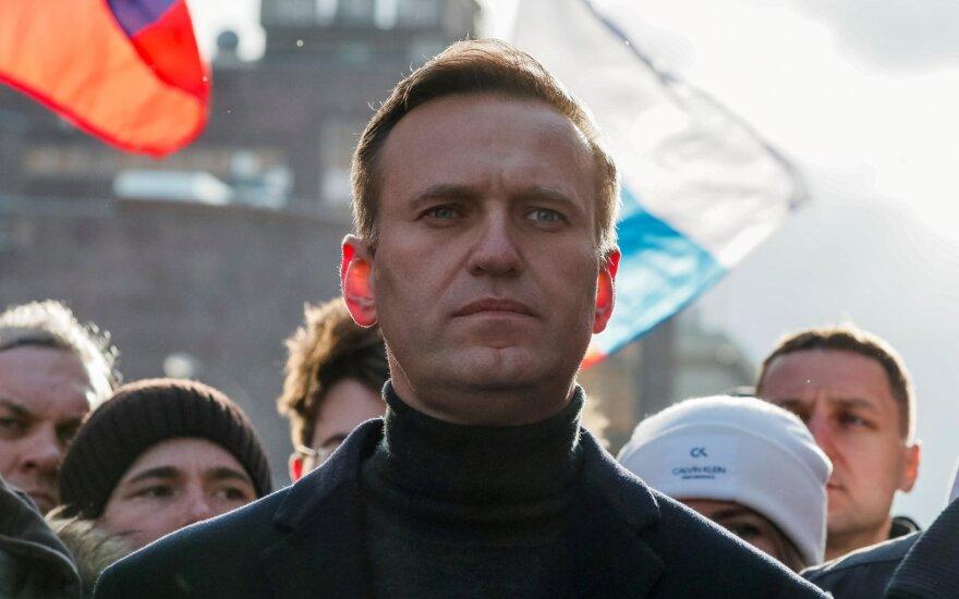 A. Navalnas
