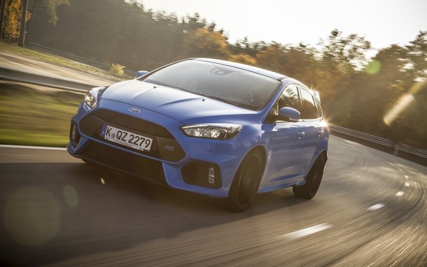 """Ford Focus RS"""