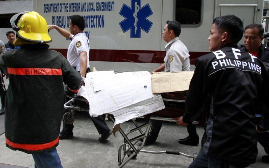 Greitoji pagalba, Filipinai