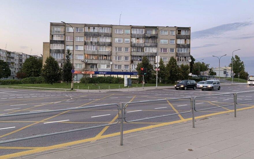 Pasakojimai apie miestą ir erdvę: Naugarduko gatvė