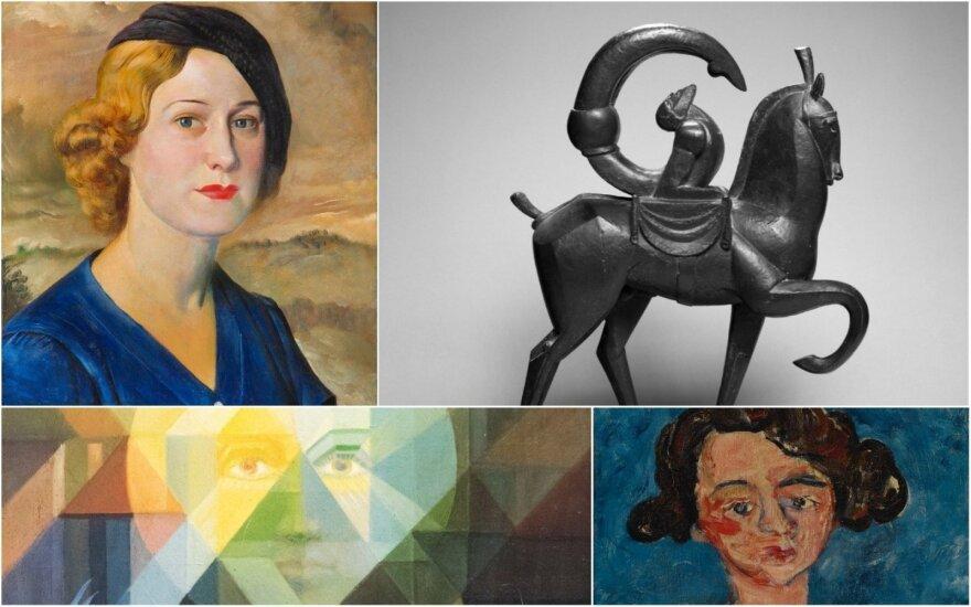 Šįmet brangiausiai parduotų Lietuvos dailininkų kūrinių TOP 10