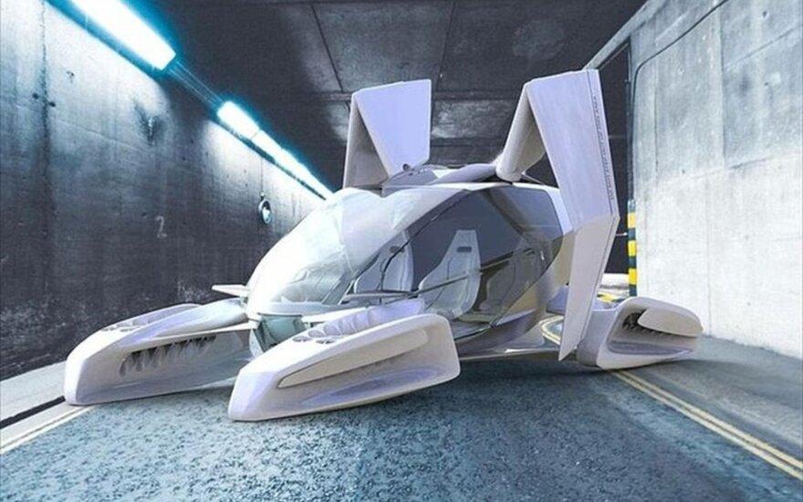 Skraidančio taksi prototipas