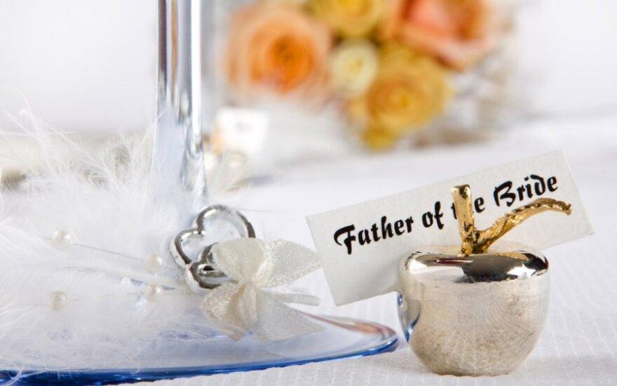 Vestuvių stalas