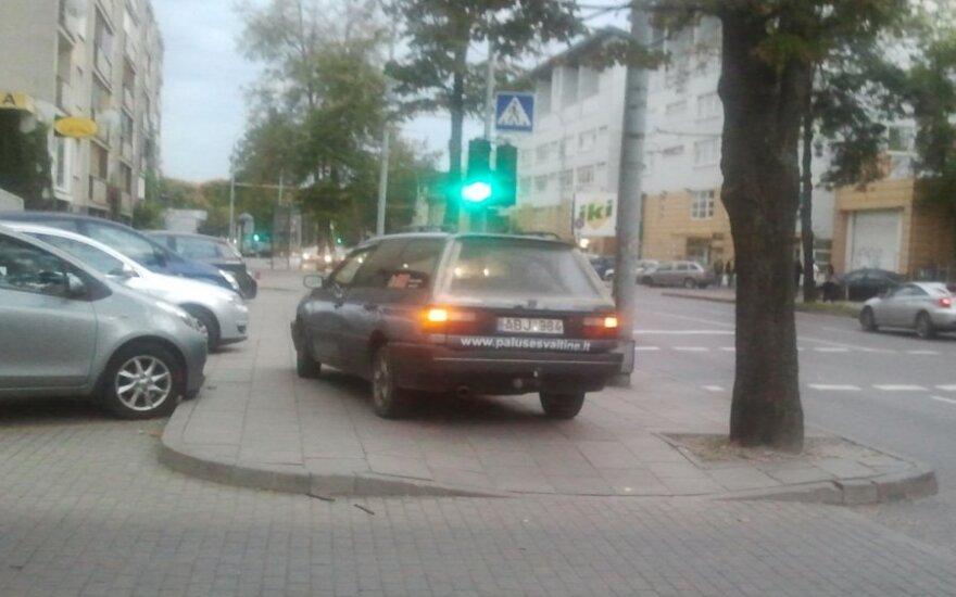 Vilniuje, Antakalnio g. 2012-09-27