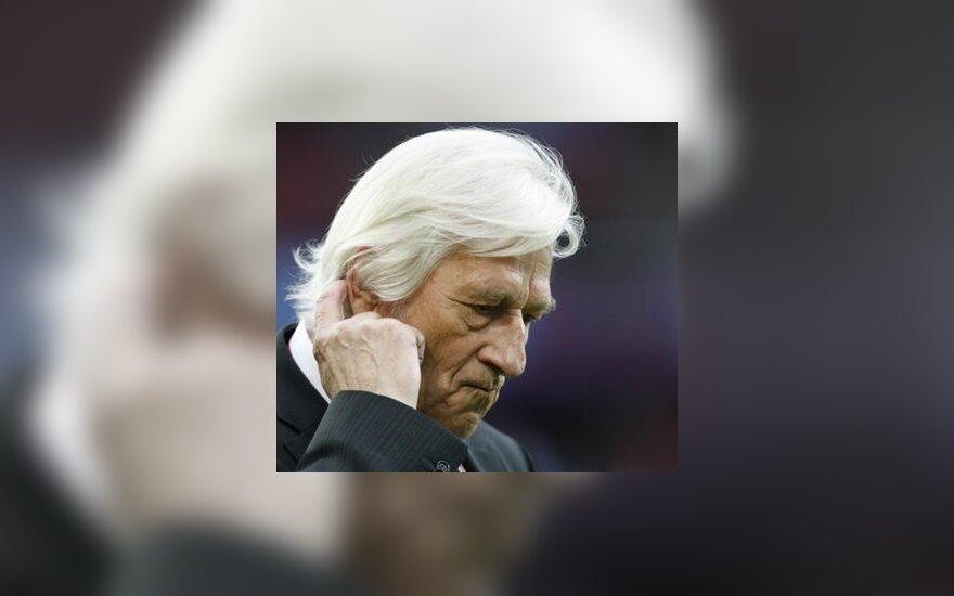 K.Bruckneris baigia trenerio karjerą