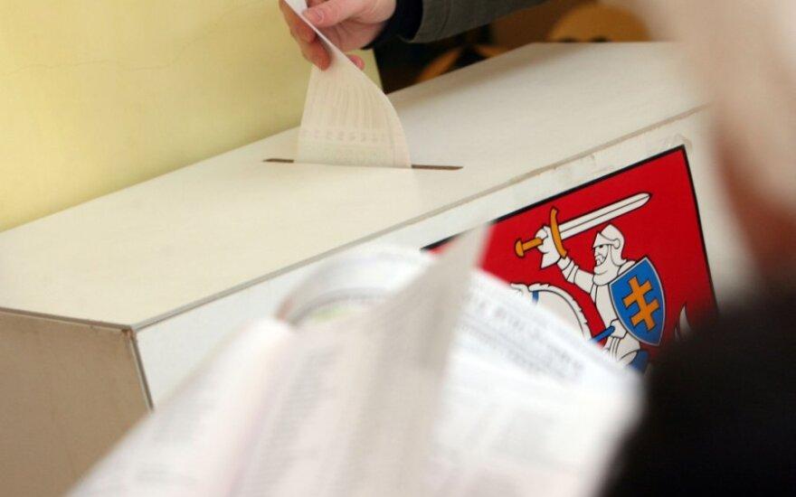 Apklausoje beveik lygiosiomis į Seimą rungtyniauja konservatoriai ir socdemai