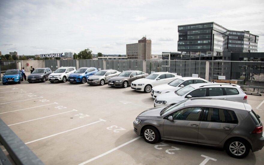Automobilių įperkamumo indekso pristatymas