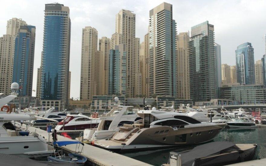 Atostogos Dubajuje: neįtikėtina architektūra, prabanga ir braškės balandį