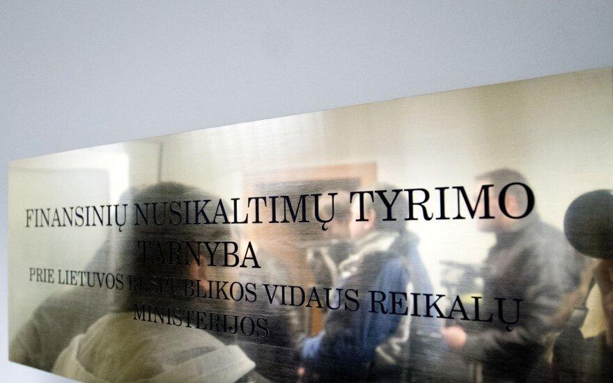 """Teisėsauga tikrina kredito uniją """"Baltija"""""""