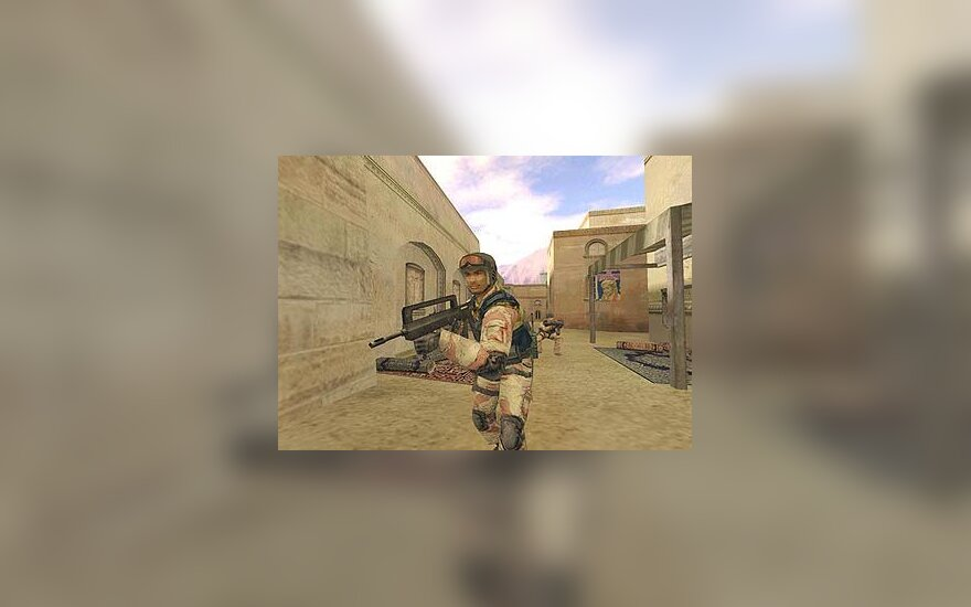 """""""Counter-Strike: Condition Zero"""""""