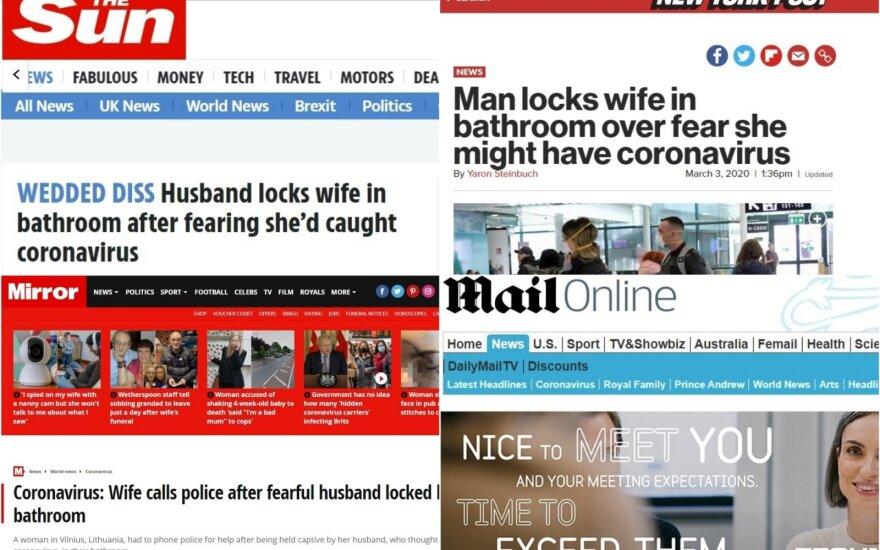 Vonioje įkalintos žmonos istorija pasiekė užsienio žiniasklaidą, komentarų negaili ir internautai