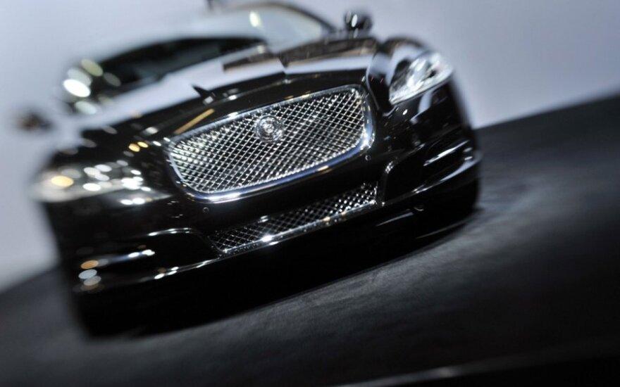 """""""Jaguar XJ"""""""