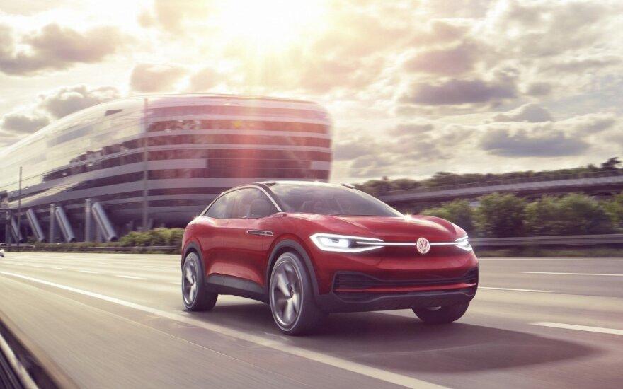 """""""Volkswagen I.D. Crozz"""""""