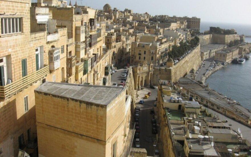 Malta – šalis be elgetų ir didelių nusikaltimų