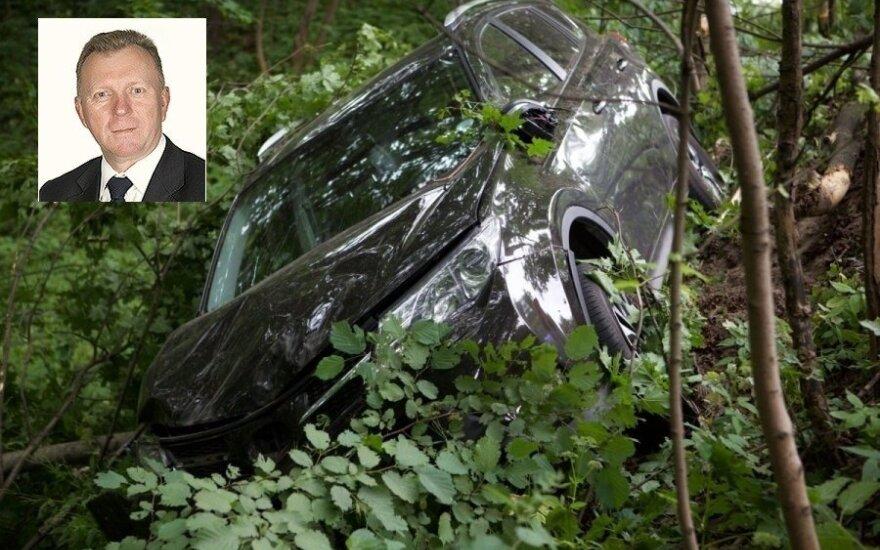 Telšiai mayor dies in car accident