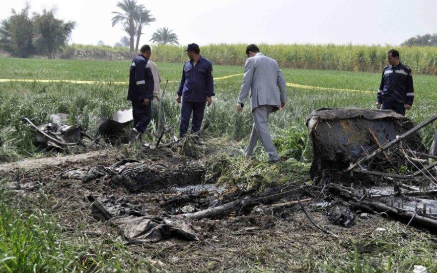 Egipte sprogo karšto oro balionas – žuvo 19 turistų