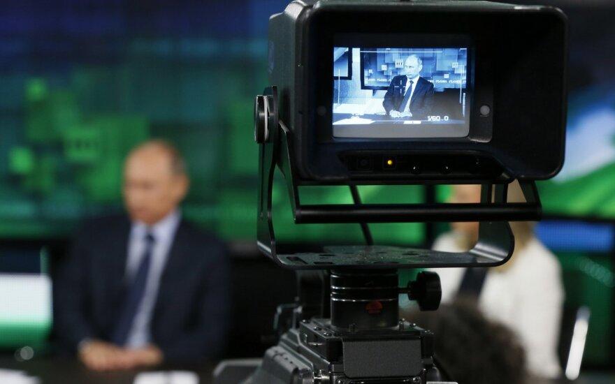 Russia Today ir V. Putinas