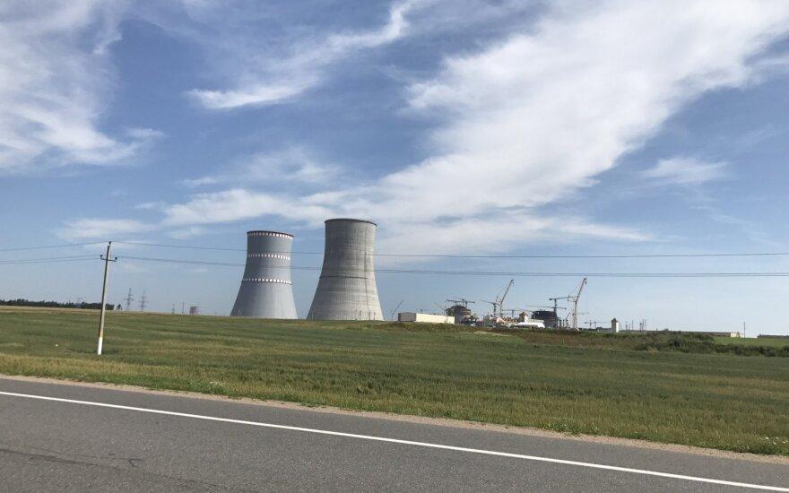 Vaičiūnas: Astravo AE gali lemti branduolinės energetikos reputaciją
