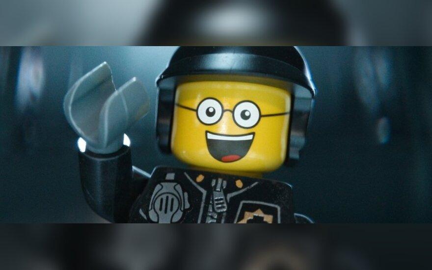 """Filmuko """"Lego filmas"""" recenzija: išskirtinis animacinis kino įvykis"""