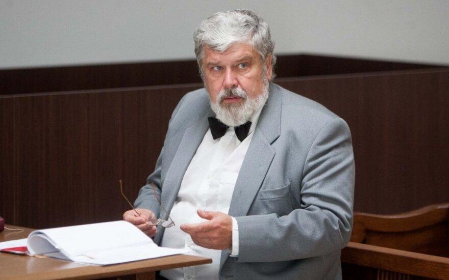 """Sulaikytas buvęs prosovietinės organizacijos """"Jedinstvo"""" lyderis Ivanovas"""