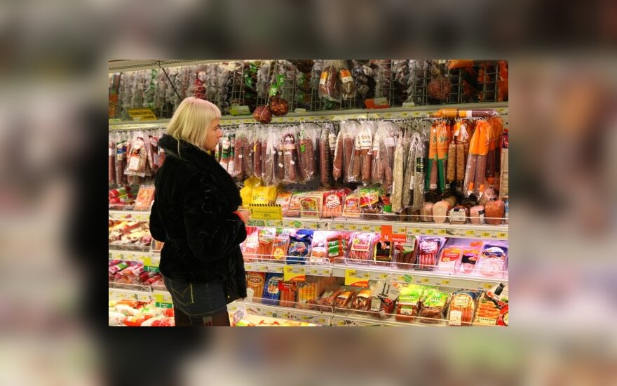 Pasižvalgymas po parduotuves griauna kainų mažėjimo mitą
