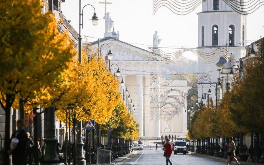 Ar verta ginti Lietuvos sostinę?