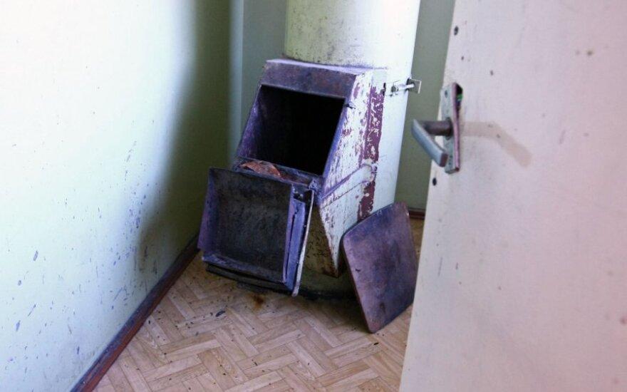Atliekų šachtos Vilniaus daugiabučiuose bus užvirinamos