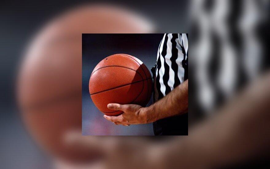 Krepšinis, teisėjas