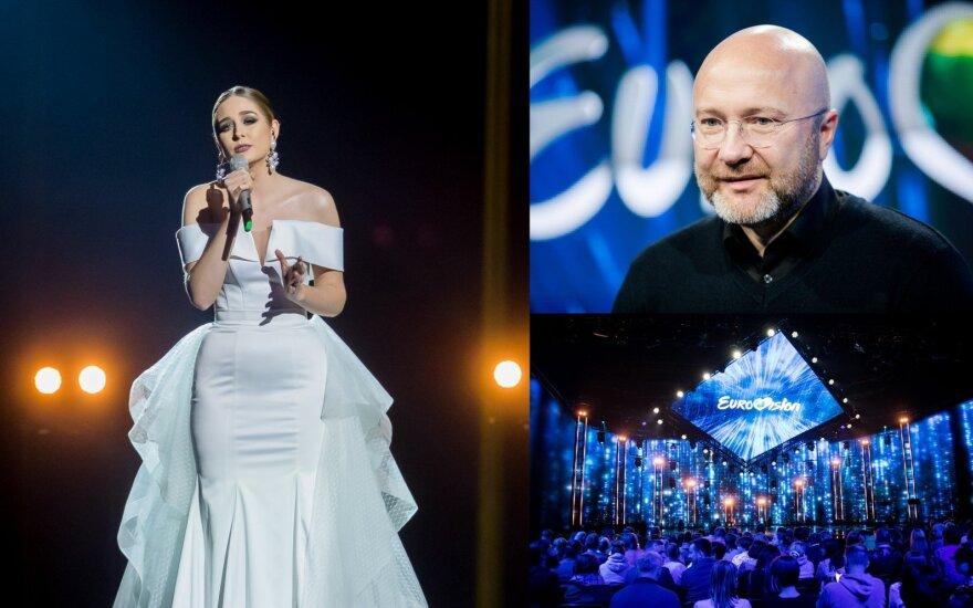 """Monika Marija """"Eurovizijoje"""""""