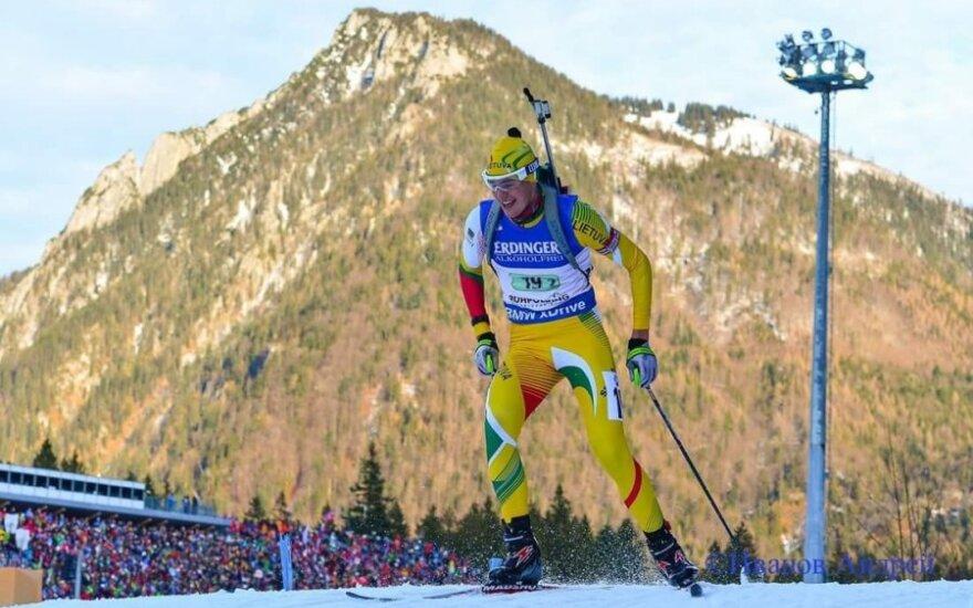 Vytautas Strolia. Photo by Andrey Ivanov
