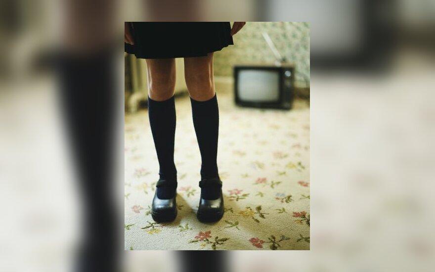 Televizija ir vaikai, televizorius, media