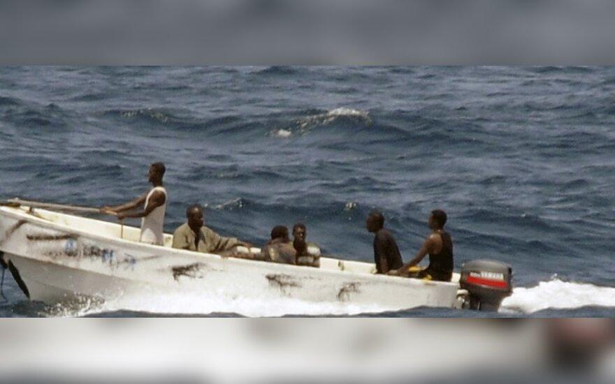 Tyrimas: piratai - Somalio ekonomikos variklis