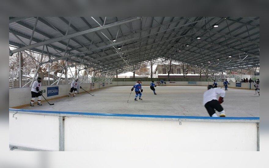 Panevėžio ledo arena