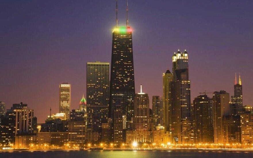 Generalinio konsulato Čikagoje nuotr.