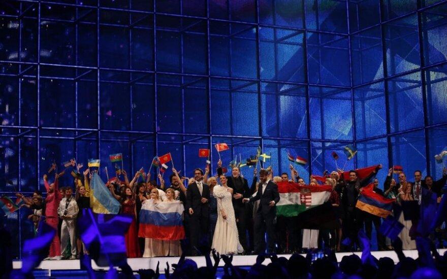 Eurovizijos finalininkai