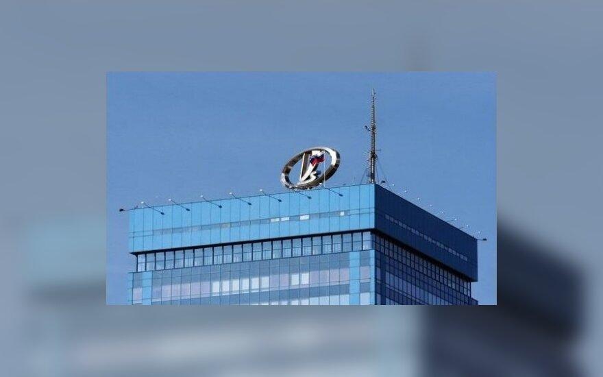 """""""AvtoVAZ"""" pardavimai gegužę išaugo 60 proc."""