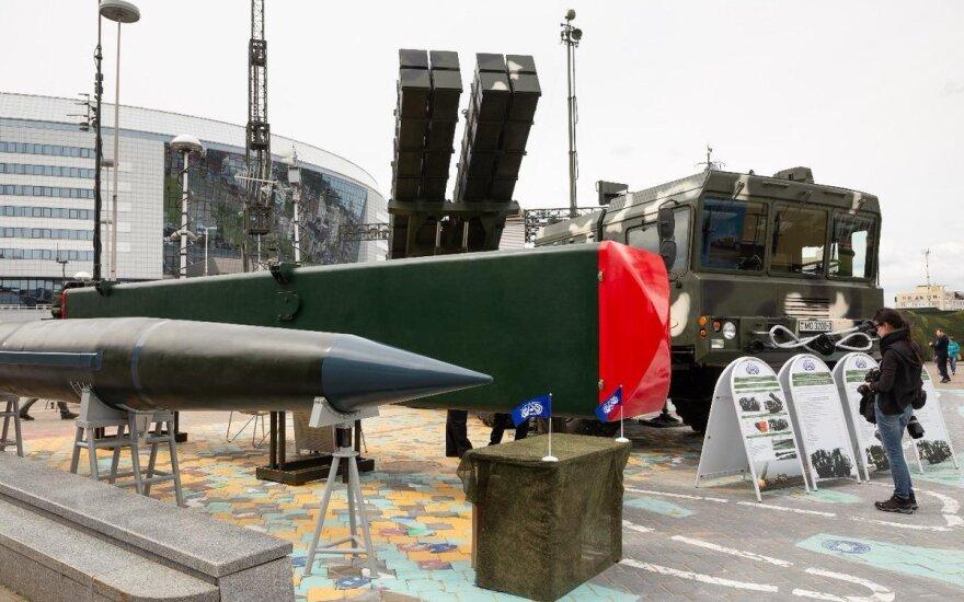 Neramios žinios iš muitinės: į Lietuvą bandyta įvežti raketų paleidimo sistemas iš Baltarusijos