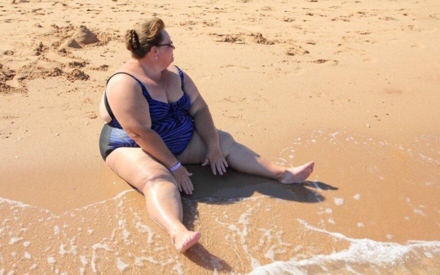 D. Trockis: dietos – blogis, kūnas pats žino, kada sustorėti arba sulieknėti