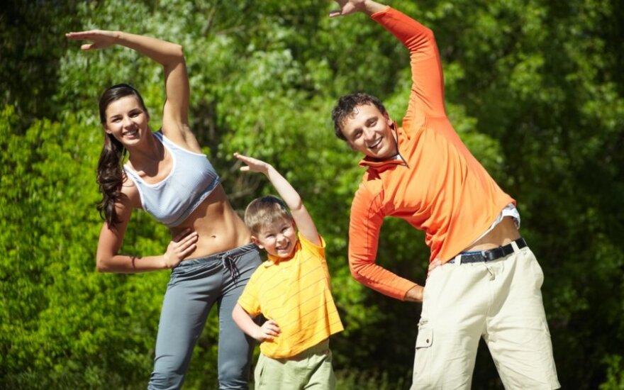 Fizinis aktyvumas ir sveikata: kiek iš tiesų mums reikia judėti?