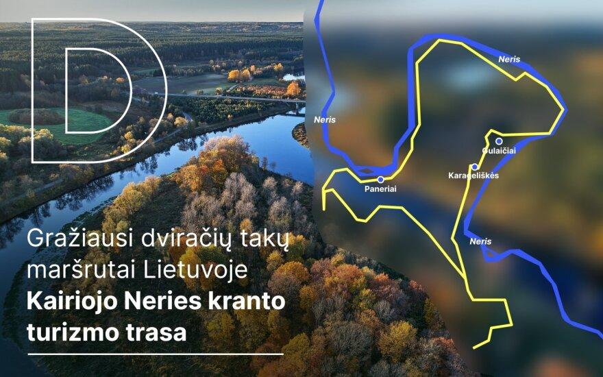 5 gražiausi dviračių takų maršrutai Lietuvoje: kelios naujienos jau spėjo pavergti lietuvių širdis