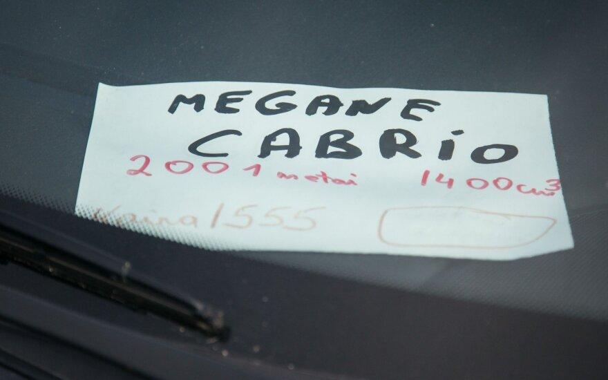 """Pirksite panaudotą automobilį? Žinau, kaip apsisaugoti nuo garantuotų """"lavonų"""""""