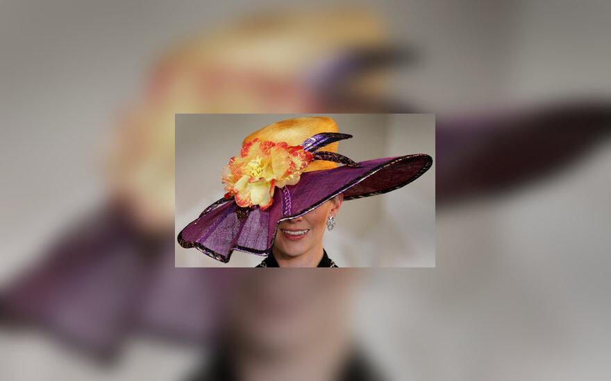 Melburnas 2004. Skrybėlių kolekcija