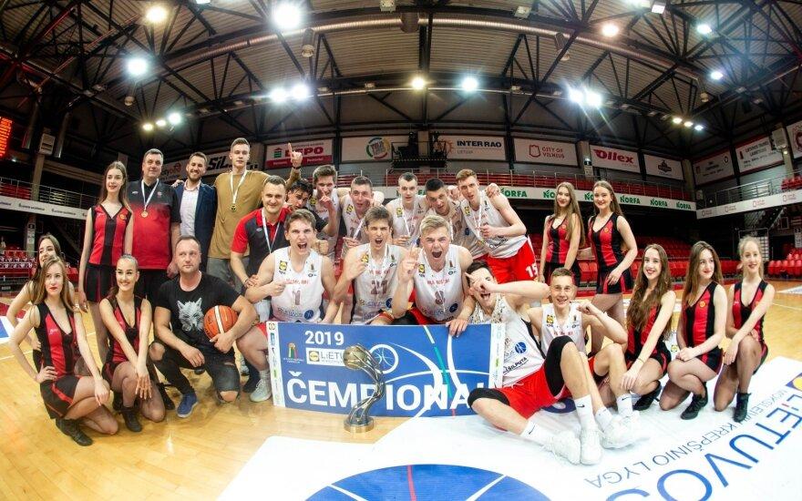 Lietuvos moksleivių krepšinio lygos U18 merginų ir vaikinų čempionatai
