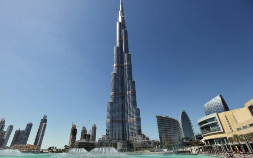 "Dangoraižis ""Burj Khalifa"""