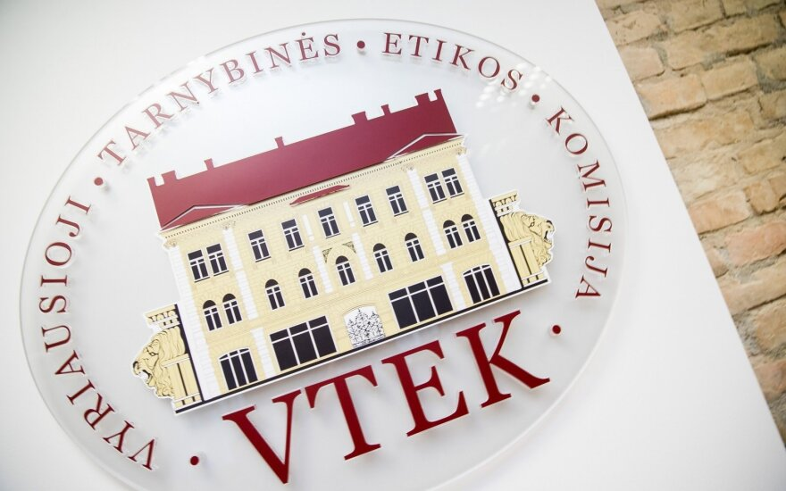 VTEK: trys Tauragės rajono savivaldybės tarnautojai pažeidė įstatymą